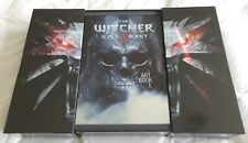THE WITCHER 3 WILD HUNT COLLECTOR'S EDITION ARTBOOK + COLLECTOR'S BOX