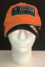 RARE TONY STEWART 3 DOORS DOWN #8 Away From the Sun Hat Cap Orange NASCAR