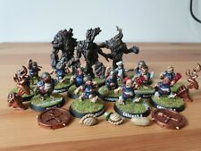 Blood Bowl Halfling team With Master Chef & Star Player
