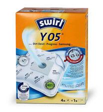 SWIRL MicroPor® Plus Staubsaugerbeutel Y05 / Staubbeutel / Grundig VCC 4950