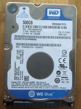 Western Digital Blue 500GB (WD5000LPCX) 5400RPM Hard Drive