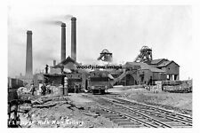 pt4355 - Wath Main Colliery , Yorkshire - photo 6x4