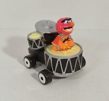 "RARE 2000 Corgi Die-Cast Animal Drum Car 2.5"" Little Chef Restaurants UK Muppets"