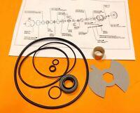 For MOPAR- Power Steering Pump Kit Federal Plymo Dodge W/Bushing 340 440 426Hemi