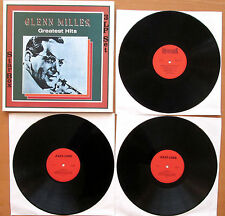 Glenn Miller Greatest Hits 3xLP Star Box 3905 EXCELLENT Condition