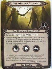 Lord of the Rings LCG  - 1x Der Weg nach Isengart  #081 - Sarumans Verrat