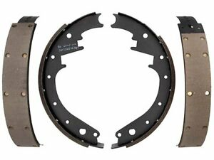 For 1952-1954 Ford Country Squire Brake Shoe Set Rear AC Delco 81417YV 1953