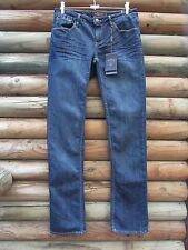 Ben Sherman Indigo Steel Jeans Waist 30 Leg 34 Rise 9 As New With Tags