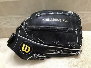 "Wilson A2000 XLC 13"" Adult Baseball Softball Pitchers Glove Right Hand Throw"