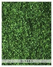 5x7ft Vinyl Spring Summer Leaf Grass Lawn Photography Studio Backdrop Background