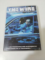 THE WIRE TERCERA TEMPORADA 3 COMPLETA - 5 X DVD ESPAÑOL ENGLISH