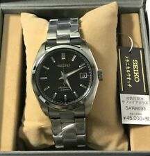 Brand-New SEIKO SARB033 MECHANICAL Men's Analog Watch  ( Calibre 6R15 )