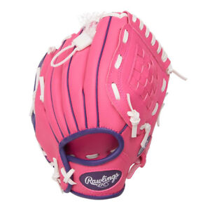 "Rawlings Players Series PL91PP 9"" Tee Ball Softball Glove (NEW)"