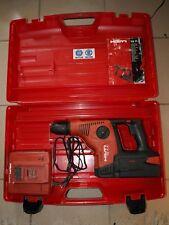 Hilti Te 7 A Li-Ion Perceuse à percussion akkubohrhammer +3,9ah Batterie +4/36 ACS LG + valise