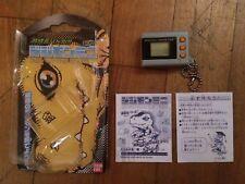 Digimon Mini Version 1 Gray Digital Monsters Bandai Tamagotchi Virtual Pet