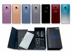 Fully Unlocked Samsung Galaxy S9+ Plus 64GB SM-G965U [New Unused]