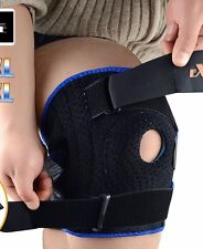 Extreme Motion Infiniti Knee Brace Ultimate Support Knees L / XL Black + 3 Gifts