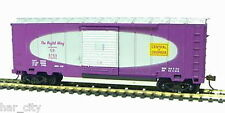 Model Train Layout HO 1:87 H0 Scale ModelPower Central of Georgia Boxcar New BOX
