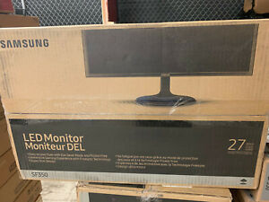 """Samsung 27"""" FHD 1080P Computer Monitor - S27F350FHN"""