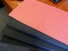 Pelican 1720 / 1721 Replacement foam. 3 solid pieces  + 1 RED for shadowing
