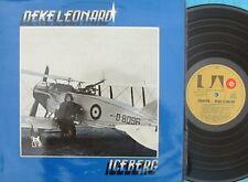 Deke Leonard ORIG OZ Promo LP Iceberg NM '74 Man Roots Rock Pub Rock