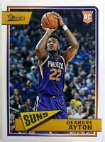 2018 18 Panini Chronicles Classics Deandre Ayton Rookie RC #635, Phoenix Suns
