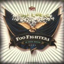 """Foo FIGHTERS Adesivo/Sticker # 9 """"in your honor"""" - PVC"""