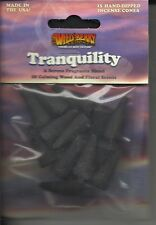 Tranquility Wild Berry Incense Cones 15 Cone Factory Packed For Freshness Usa