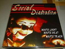 Social Distortion - White Light White Heat...-  180g audiophile LP Vinyl /// Neu