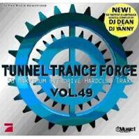 TUNNEL TRANCE FORCE VOL 49 2 CD 50 TRACKS NEU