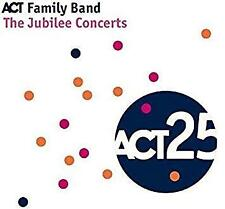 ACT Family Band : The Jubilee Concerts - Various Artists (NEW CD)