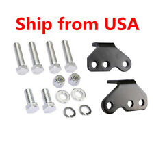 """Motorcycle 1"""" - 2"""" Lowering Drop Kit For Harley 93-01 Touring Electra Ultra Road"""