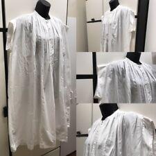 Kapital Japan XS Cotton White Big Slip On Fishermen Robe Dress