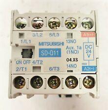 Mitsubishi SD-Q11 Magnetic Contactor  #10313