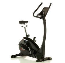 Cyclette ergometro AM 3i volano 11 Kg max140kg tablet iPad ciclocamera DKN NERO