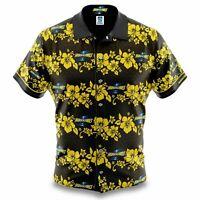 Wellington Hurricanes Super Rugby 2020 Hawaiian Shirt Polo Shirt Sizes S-5XL!