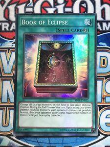 YUGIOH Card Book of Eclipse AP08-EN012 Super Rare