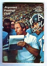 Argonaut Football Club 1975 Fact Book EX 092716jhe