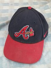 f7464cb84a8 Nike Atlanta Braves Dri-Fit Adjustable Hat velcro great shape