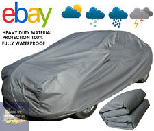 QUALITY HEAVY DUTY DELUXE WATERPROOF CAR COVER ROLLS ROYCE SILVER SHADOW