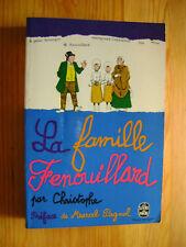 CHRISTOPHE - La famille Fenouillard - Livre de poche