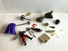 Action Figure Toy Lot Accessories Lot Swords Guns Wheels McFarlane GI Joe LOTR