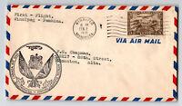 Canada 1931 FFC Winnipeg to Pembina (Can-246) - Z12898