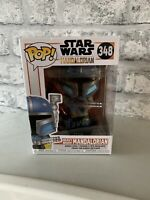 Funko Pop Star Wars The Mandalorian Heavy Infantry Mandalorian #348