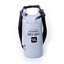 10L Dry Bag Waterproof Outdoor Swimming Rafting Kayaking Sailing Canoe Backpack