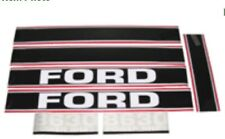 Ford 8630 Tractor Hood Decals