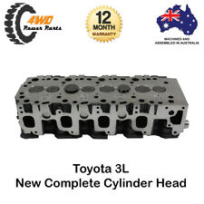 Toyota Hilux Hiace Dyna 4 Runner 3L New Complete Cylinder Head 4 Cyl 8V SOHC