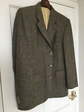 CROMBIE ORIGINAL FINE TWEED BLAZER JACKET SPORT COAT MENS 42