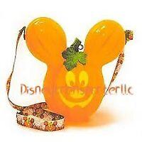 2020 New Disney Parks Halloween Mickey Mouse Balloon Pumpkin Popcorn Bucket