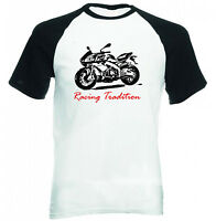 APRILIA TUONO 2012 INSPIRED RACING P - NEW COTTON TSHIRT - ALL SIZES IN STOCK